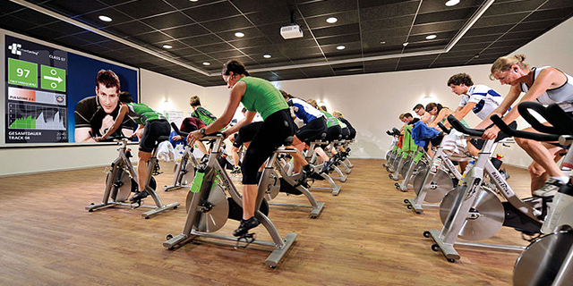 cyber-cycling-class