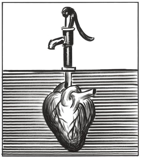 bomba corazon